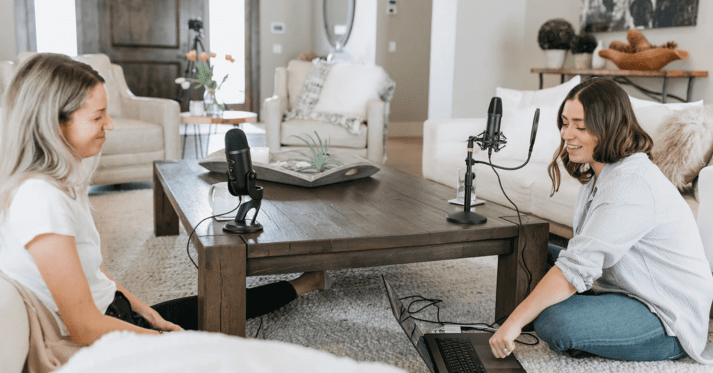 Best Podcasts for Mums
