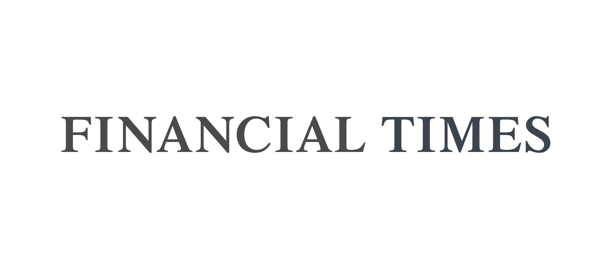 Press Logos - Financial Times - Nannytax