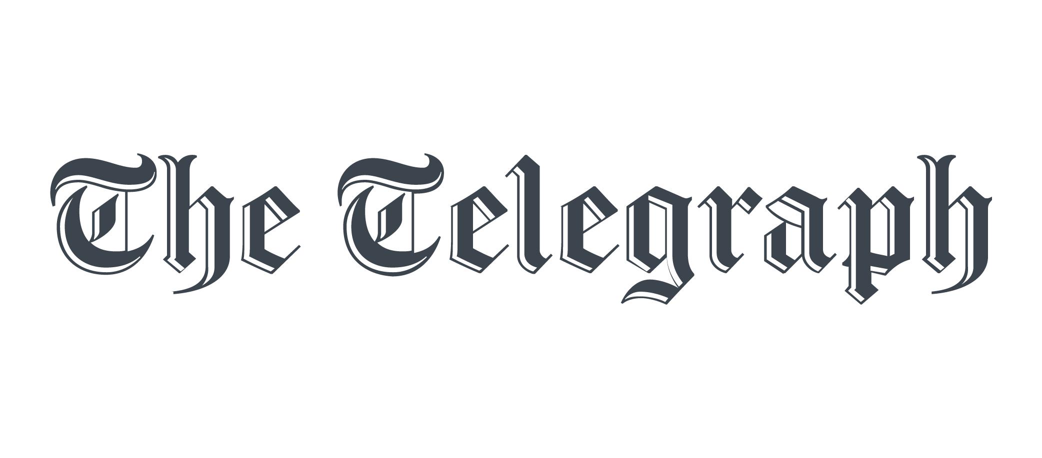 Press Logos - The Telegraph - Nannytax