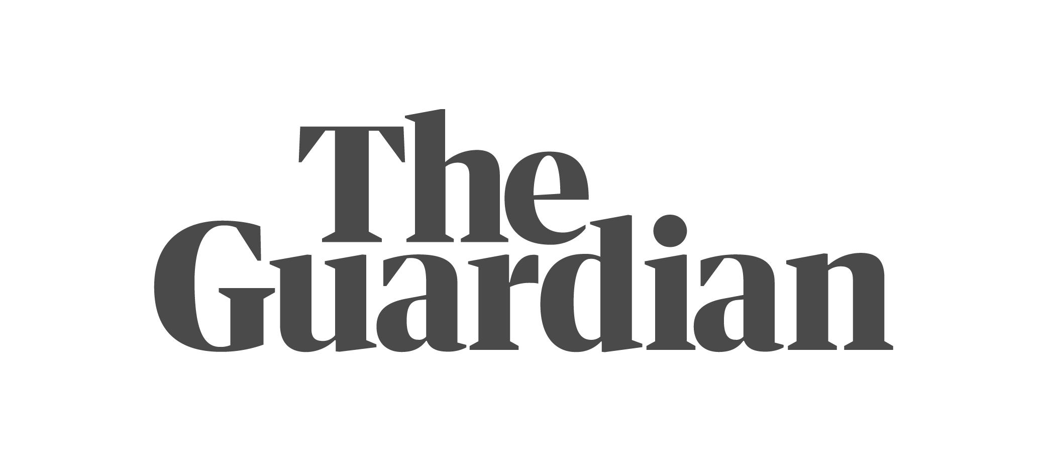 Press Logos - The Guardian - Nannytax