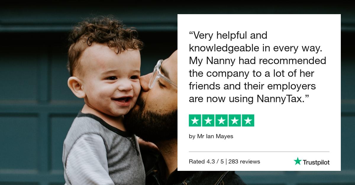 Trustpilot Review | Nanny insurance