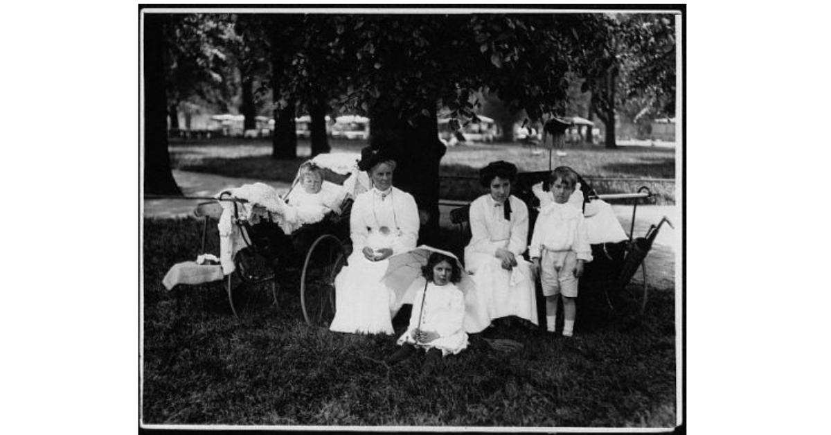 Victorian Nannies
