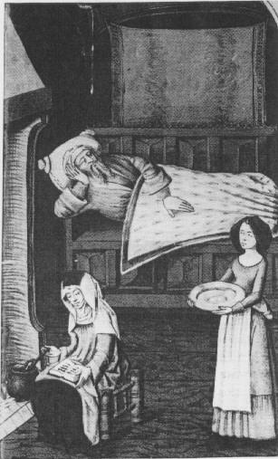 Nursemaids 1300s