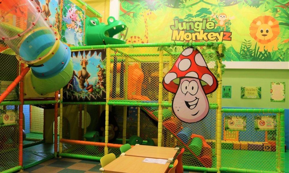 Jungle Monkeyz Soft Play