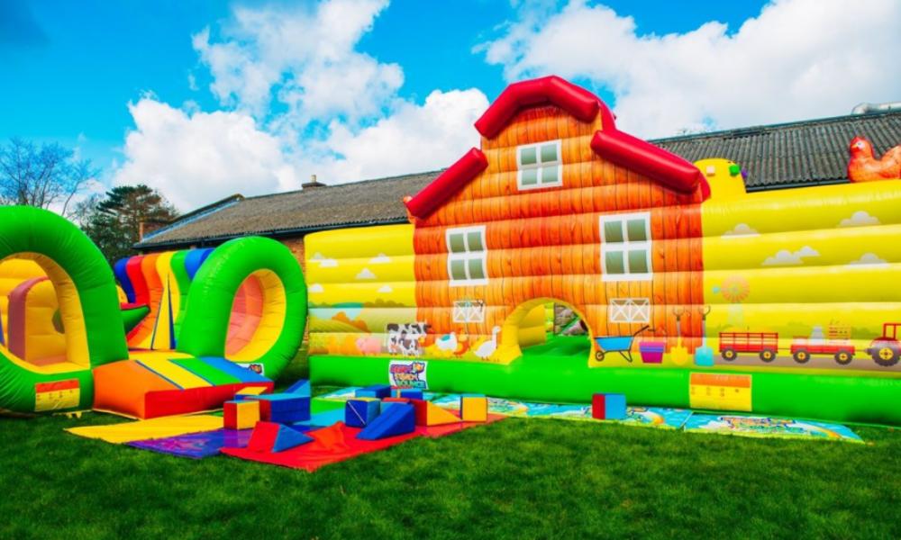 Rainbow Soft Play Cafe